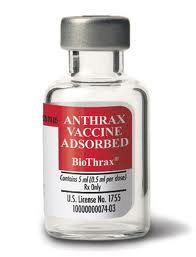 Research on a Vaccine for Anthrax