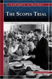 essay on scopes monkey trial This essay scope monkey trial and other 63,000+ term papers, college essay examples and free essays are available now on reviewessayscom the scopes monkey trial.