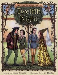 thesis on twelfth night
