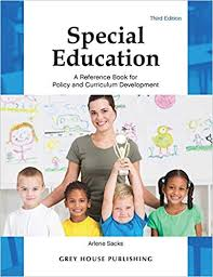masters thesis in special education