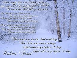 stopping by woods on a snowy evening by robert frost stopping by woods on a snowy evening