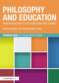 Subjects Philosophy of Education