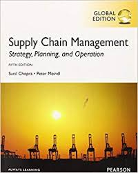 Logistics and Supply Chain Management thesis for research paper