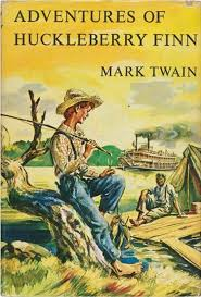 the use of symbolism in the adventures of huckleberry finn by mark twain This use of colloquialisms in dialect is characteristic of twain's work and represents perhaps the best use of the rural southern american dialect in fiction to date both this novel and the adventures of tom sawyer are written in this colloquial voice.