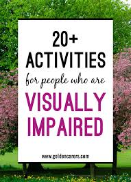 Teaching the Visually Impaired
