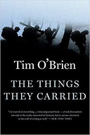 "the concept and anthology of necessity in the things they carried by tim obrien Acter named tim o'brien who is a writer and a vietnam vet, a writer, like o'brien   for discussions of the things they carried that highlight o'brien's metafiction  and  ble concepts and emotions, held together through the transforma-  ness  and necessity of fiction, ""good form,"" more than any other."