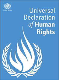 Universal Declaration of HR Logo