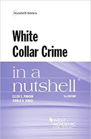 white collar crime research paper