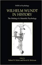 Wilhelm Wundt and Psychology