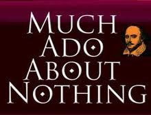 Essay on much ado about nothing