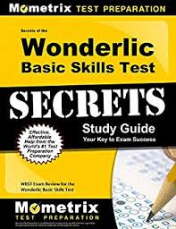 Wonderlic Test and Standardized Test