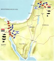 history coursework - arab israeli conflict - GCSE History - Marked by ...